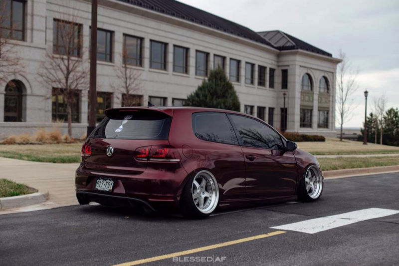 special section the latest buy online GTI / Golf Votex Side Skirts for MK6
